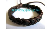 Women Leather Bracelets Natural