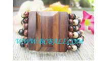 Bead Wooden Jewelry