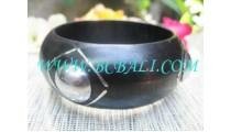 Medium Wooden Bracelet