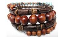 Natural Beaded Jewelry Bracelets