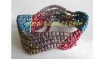 Assorted Beads Bracelets