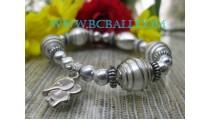 Bead Bracelet Design Steel