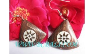 Women Earrings Handmade Natural Design