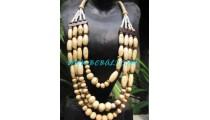Wood Necklaces Casandra