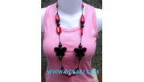 Wood Necklaces Handmade For Women