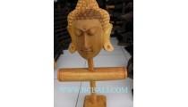 Budha Display Wooden Jewelry