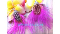 Feather Earrings Jewelry For Women