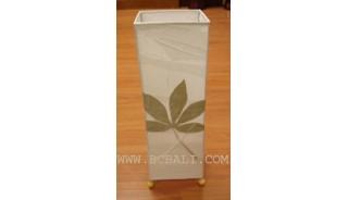 Leaf Cotton Lamps