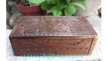 Gift Wooden Box Jewelry Handmade