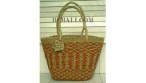 Beach Handbag Straw,