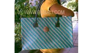 Beach Pandan Handbag Mother