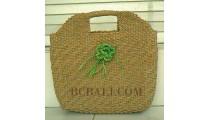 Casual Ladies Straw Bag