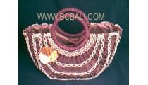 Cute Fashion Handbag Straw