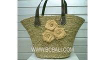Excotic Ladies Bag Flower