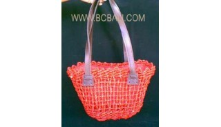 Fashion Straw Casual Bag