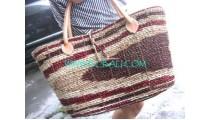 Fashion Straw Handbags