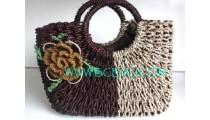 Handmade Fashion Straw Bags