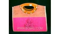 Ladies Purse Bag Handmade