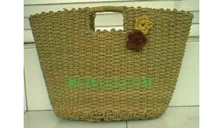 Shopping Straw Handbags