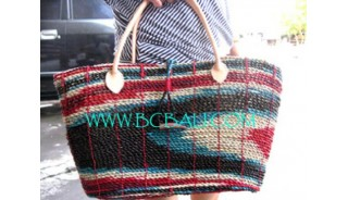 Straw Bags For Ladies