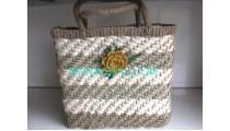 Straw Handbags From Bali