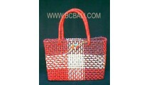 Summer Straw Bags Handmade