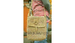 Tasikmalaya Straw Bag