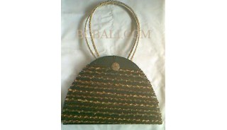 Bags Bamboo Oval Xl