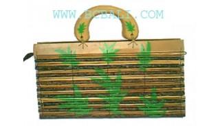 Bamboo Handpainting New Style