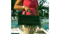 Handbags Bamboo Aren