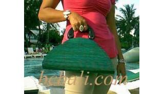 Handbags Bamboo  L