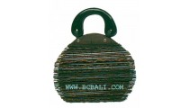 Natural Bamboo Handbags