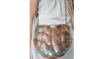 Casual Organic Coconut Bags
