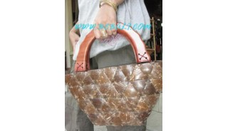 Coconut Bags Oval