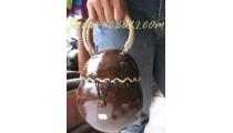 Cosmetic Coconut Handbags
