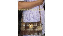 Jamaican Coconut Handmade Bags