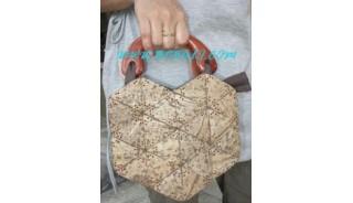 Organic Coconut Bags Casual