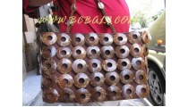 Shopping Coconut Bags