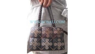 Unique Coconut Carving Bags