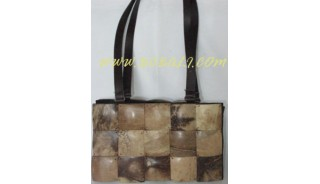 Woman Coconut Casual Bags