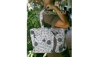 Batik Fashion Bag Jogjakarta