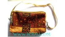 Batik Shoulder Handmbags