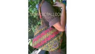 Bead Batik Handbag