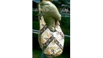 Fashion  Batik Handbag