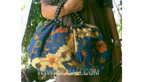 Fashion Batik Handbag Hanpainting