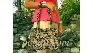 Handbags Batik Beads