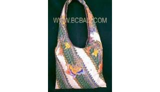 Solo Batik Handbag