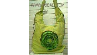 Canvas Handbag Apparel Woman
