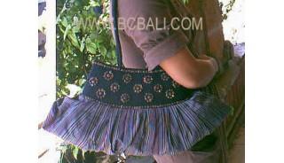 Cotton Hand Woven Bead