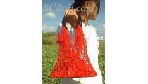 Flower Straw Bags